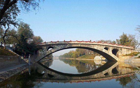 赵县赵州桥